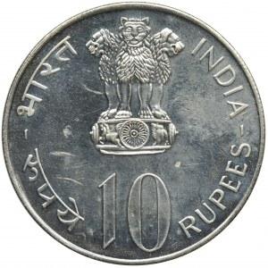 Indie, 10 Rupii Bombaj 1973 - FAO