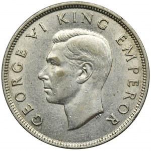 Nowa Zelandia, 1/2 Korony 1940