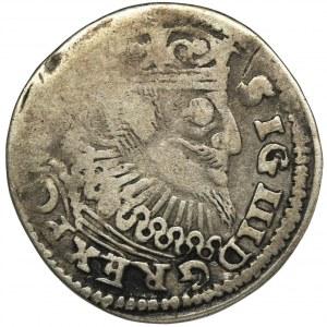 Zygmunt III Waza, Trojak Poznań 1597