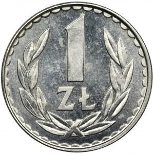 1 złoty 1982 - szeroka data