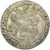 Zygmunt III Waza, Szóstak Kraków 1624 - dwa herby Sas, RZADKI