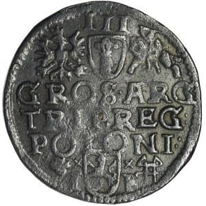 Zygmunt III Waza, Trojak Wschowa 1595 - FAŁSZERSTWO