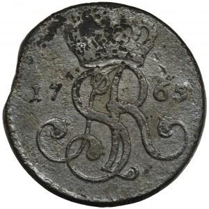 Poniatowski, Groschen Krakau 1765 g
