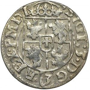 Zygmunt III Waza, Półtorak Bydgoszcz 1618 - BARDZO RZADKI
