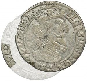 Sigismund III Vasa, 6 Groschen Krakau 1625