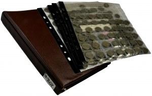 Zestaw, Monety z całego Świata - Szwajcaria, USA, Kanada, Francja i inne - Srebro