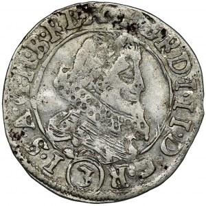 Austria, Ferdynand II, 3 Krajcary Praga 1636