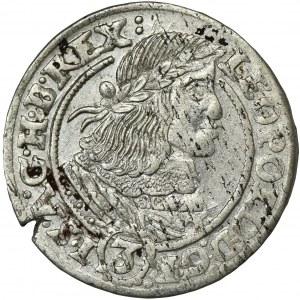 Śląsk, Leopold I, 3 Krajcary Wrocław 1659 - RZADKI