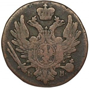Królestwo Polskie, 1 grosz polski Warszawa 1817 IB