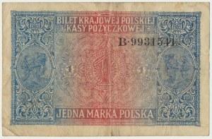 1 marka 1916 Jenerał - B - rzadka