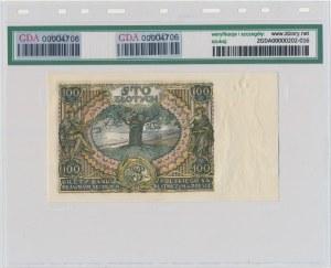 100 złotych 1934 - Ser.C.Y. - GDA 64