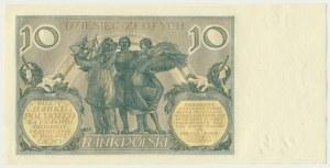 10 złotych 1929 - Ser.FF. -