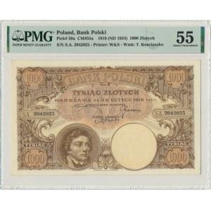 1.000 złotych 1919 - S.A - PMG 55