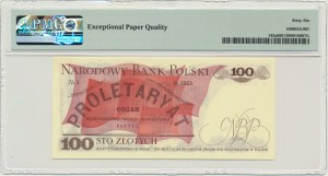 100 złotych 1975 - A - PMG 66 EPQ