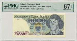 1.000 złotych 1975 - P - PMG 67 EPQ