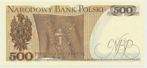 500 złotych 1982 - CD - pierwsza seria rocznika