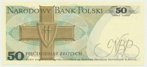 50 złotych 1975 - AR -