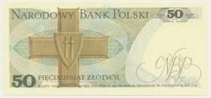 50 złotych 1982 - CZ - pierwsza seria rocznika