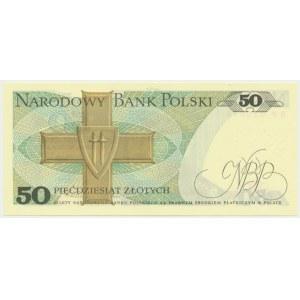 50 złotych 1979 - BW - pierwsza seria rocznika