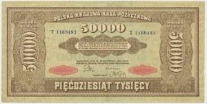 50.000 marek 1922 - T -