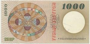 1.000 złotych 1965 - WZÓR -