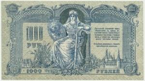 Rosja, Rosja Południowa, 1.000 rubli 1919