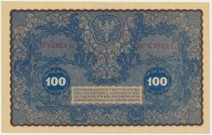 100 marek 1919 - IJ Serja G -