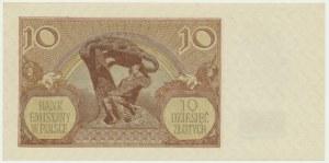 10 złotych 1940 - L -