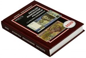 J. Parchimowicz, Katalog banknotów polskich i z Polską związanych 2020