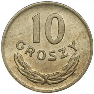 10 groszy 1949 Miedzionikiel