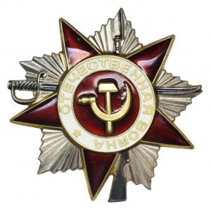 Rosja, Order Wojny Ojczyźnianej - II stopnia