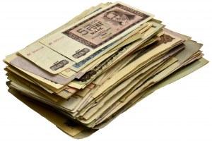 Niemcy, zestaw mix banknotów (282 szt.)