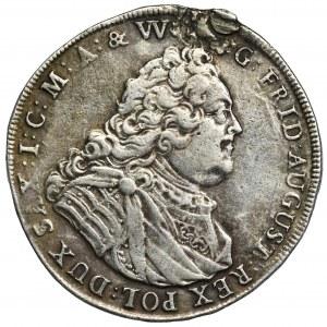 Augustus III of Poland, Thaler Dresden 1740 FWôF