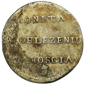 Siege of Zamosc, 2 zloty 1813