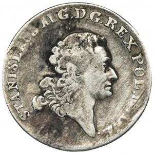 Poniatowski, Złotówka 1766 FS
