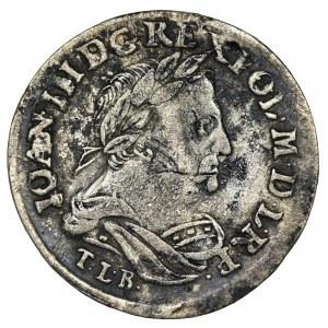 Jan III Sobieski, Szóstak Bydgoszcz 1681 TLB