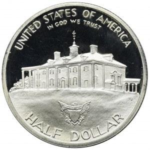 USA, 1/2 Dolara San Francisco 1982 S