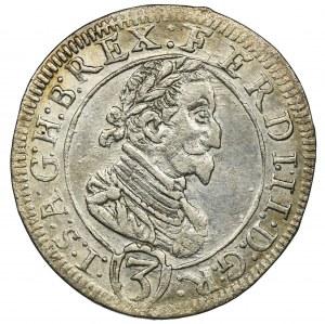 Austria, Ferdynand II, 3 Krajcary Graz 1624