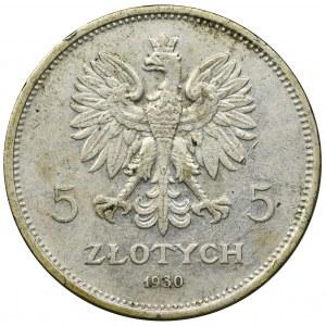 Sztandar, 5 złotych 1930