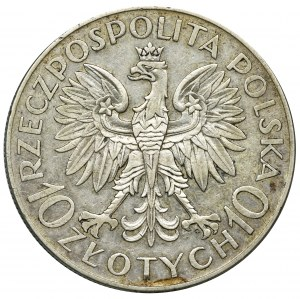 Sobieski, 10 złotych 1933