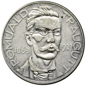 Traugutt, 10 złotych 1933