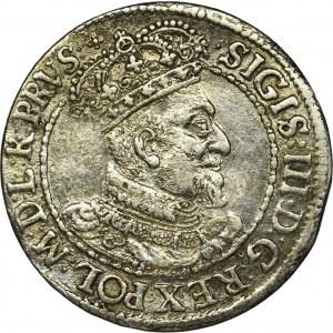 Zygmunt III Waza, Ort Gdańsk 1617 - PRVS:+