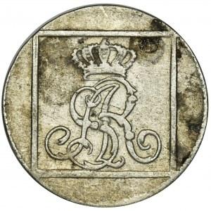 Poniatowski, Grosz srebrny Warszawa 1768 FS