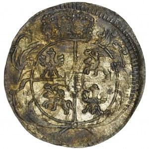 Augustus III of Poland, 1/24 Thaler Dresden 1753
