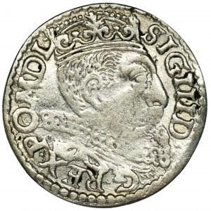 Sigismund III Vasa, 3 Groschen Posen 1599