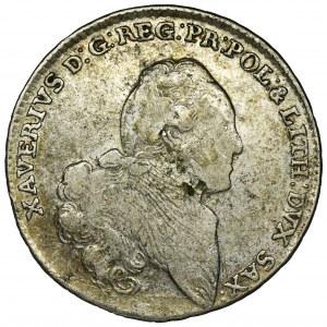 Ksawery, 1/3 Talara Drezno 1766 EDC