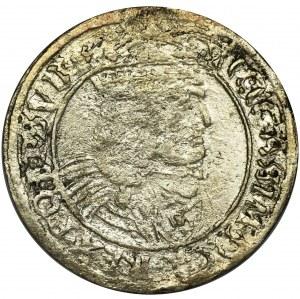 Jan II Kazimierz, Szóstak Lwów 1662 GBA