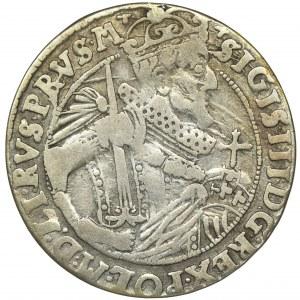 Zygmunt III Waza, Ort Bydgoszcz 1623 - PRVS M