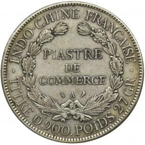 Indochiny Francuskie, Piastra Paryż 1925 A