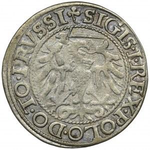Sigismund I the Old, Groschen Elbing 1540 - PRVSSI